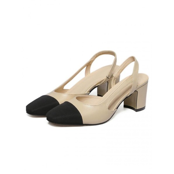 beige-contrast-toe-heeled-shoes