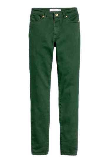 Elastic trousers/Pantaloni elastici